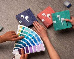 Wählen Sie die Farben Ihrer Prototypen aus der umfangreichen Pantone-Palette aus.