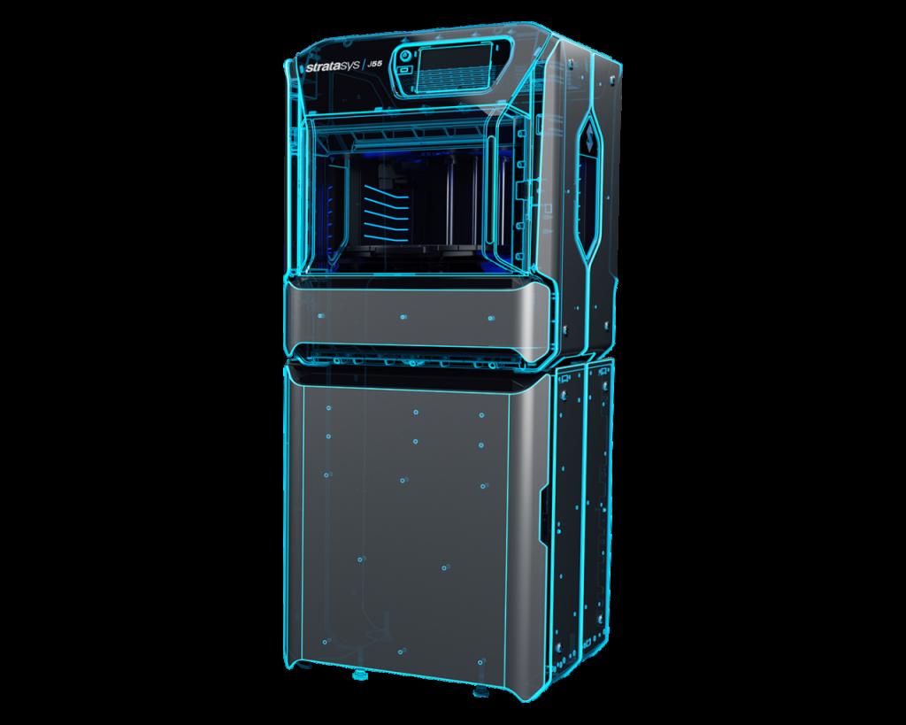 J55 Design 3D Drucker