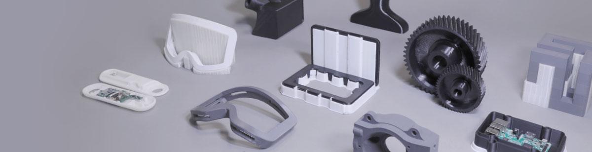 MakerBot Materialien