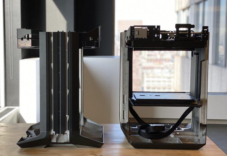 Stabiler Rahmen für den besten 3D-Drucker auf dem Desktop