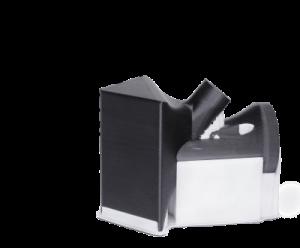 MakerBot Method komplexe Objekte durch auswaschbares Stützmaterial