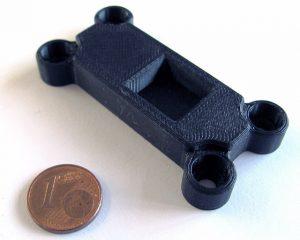 Märklin erstellt im 3D Druck präzise Montagewerkzeuge für die Herstellung von Modelleisenbahnen.