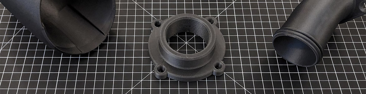 MakerBot Nylon Carbon Fiber