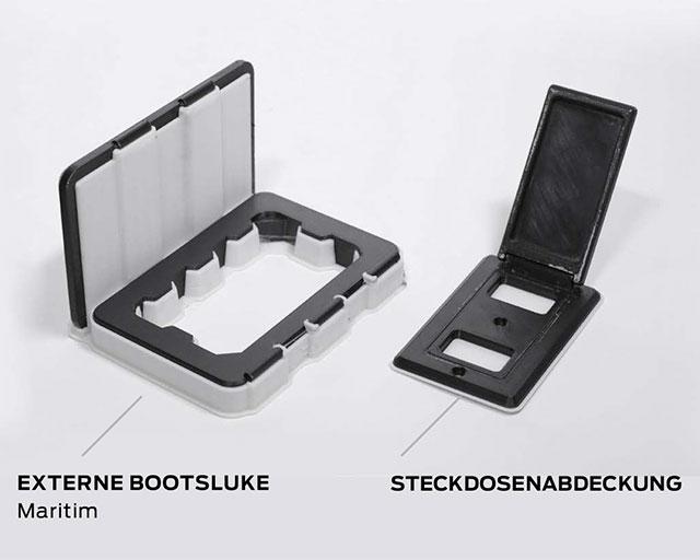MakerBot ASA Filament ist sehr gut für Außenanwendungen geeignet