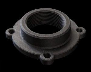 Bauteil aus kohlefaserverstärktem Nylon-Material