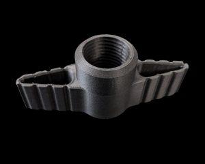 Erstellen Sie starke und präzise Bauteile mit MakerBot Nylon Carbon Fiber