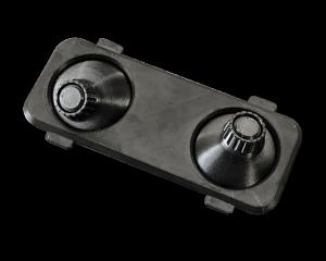 Düsenelement aus MakerBot PC-ABS