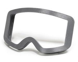 Schutzbrille aus MakerBot PLA Filament