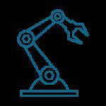 Icon Robotergreifer