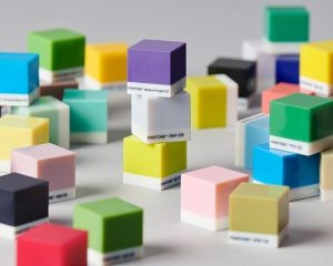 Mit den VeroVividColors können Pantone-Farben 3D-gedruckt werden