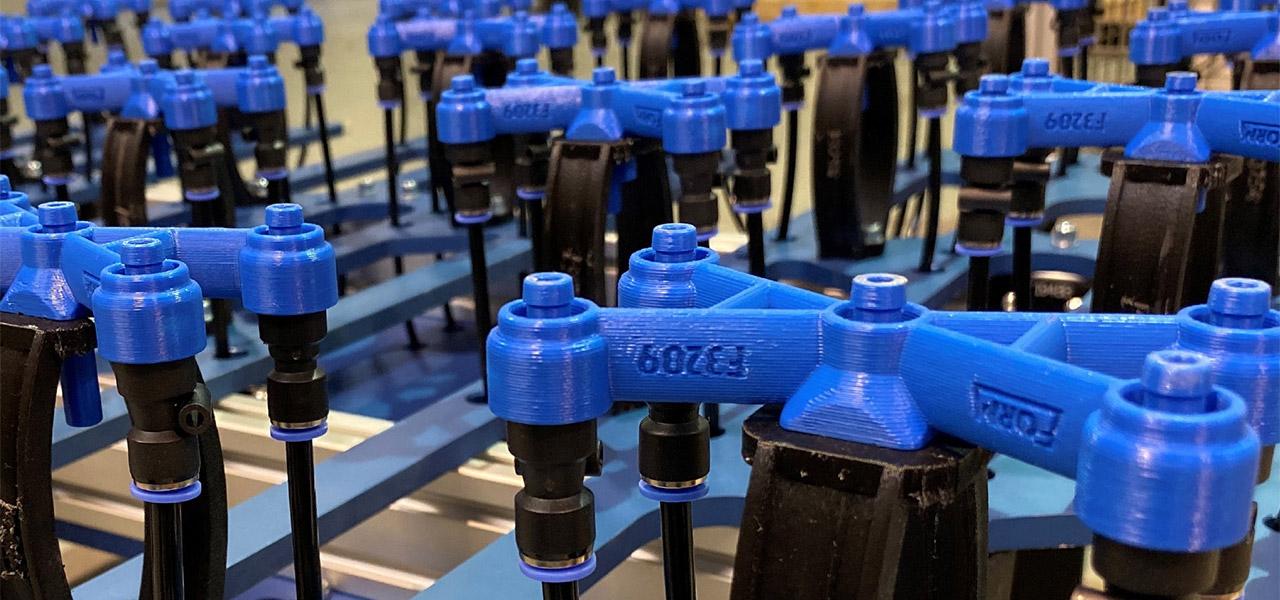 Form Automation Ltd. erstellt Roboter-Greifwerkzeuge mit Hilfe des 3D Drucks