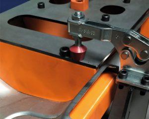 Der 3D-Drucker F170 von mawe presstec ermöglicht die Anpassung und Adaption an die Produktion von Vorrichtungen.