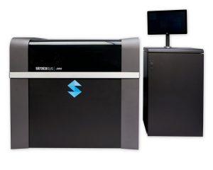 Multimaterial 3D-Drucker der Stratasys J8-Serie