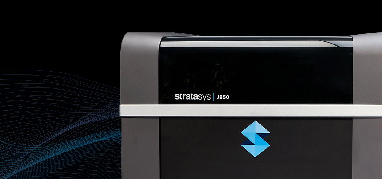 Jetzt verfügbar - Stratasys J850 Pro
