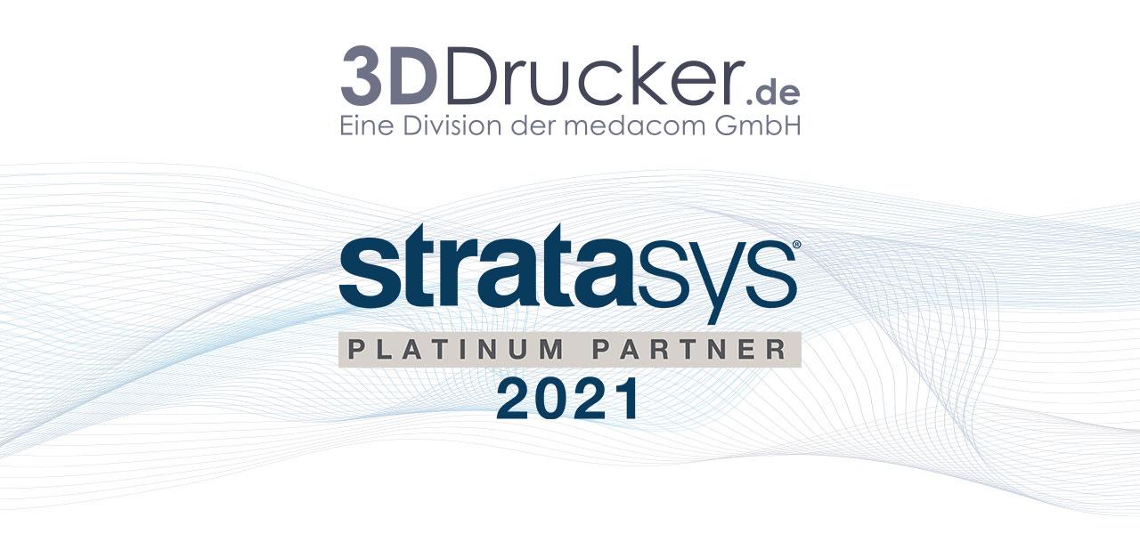 3DDrucker.de – Wir sind Ihr Stratasys Platinum Partner in der Mitte Deutschlands