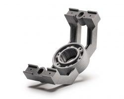 Robuste Formen und Bauteile gedruckt mit der Stratasys H350
