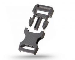Bewegliche Bauteile oder Steckschnallen mit der Stratasys H350