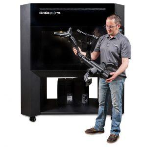Drucken Sie mit der Stratasys F770 bis zu einem Meter lange Bauteile