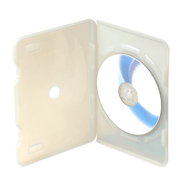 CD-Hülle gedruckt mit Durus