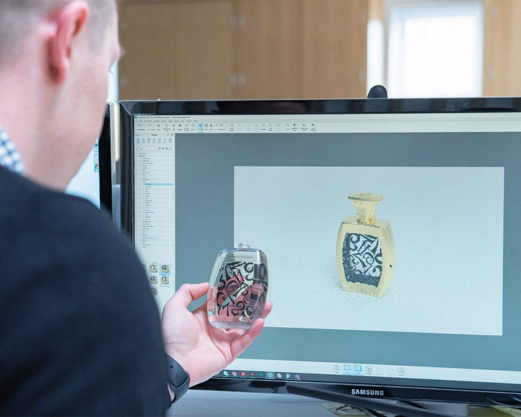 Schnell vom Rendering zum 3D-Druck mit der J850