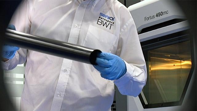 Durch den Einsatz der FDM-Technologie konnte BWT erhebliche Kosteneinsparungen erzielen.