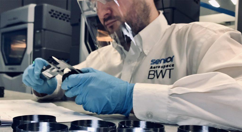 Senior Aerospace BWT konnte durch die FDM-Technologie messbare Einsparungen in verschiedenen Bereichen erzielen.